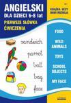Angielski dla dzieci 6-8 lat Zeszyt 1 w sklepie internetowym Booknet.net.pl