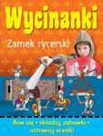 Wycinanki Zamek rycerski w sklepie internetowym Booknet.net.pl