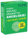 Księga wielkiej gramatyki angielskiej z ćwiczeniami i idiomami w sklepie internetowym Booknet.net.pl