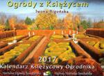 Kalendarz 2017 Kalendarz księżycowy ogrodnika w sklepie internetowym Booknet.net.pl