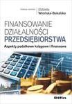 Finansowanie działalności przedsiębiorstwa w sklepie internetowym Booknet.net.pl