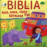 Biblia Raz dwa trzy - szukasz Ty w sklepie internetowym Booknet.net.pl