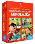 Najnowsze Przygody Mikołajka box 4DVD w sklepie internetowym Booknet.net.pl