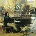 Chopin: Piano Concertos 1 & 2 w sklepie internetowym Booknet.net.pl