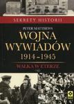 Wojna wywiadów 1914-1945 Walka w eterze w sklepie internetowym Booknet.net.pl