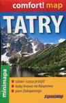 Tatry mini mapa 1:80 000 w sklepie internetowym Booknet.net.pl
