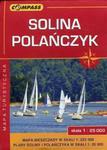 Solina Polańczyk Bieszczady mapa turystyczna 1:25 000 w sklepie internetowym Booknet.net.pl