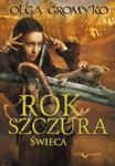 Rok szczura Świeca Trylogia Rok szczura tom 3 w sklepie internetowym Booknet.net.pl