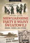 Niewyjaśnione fakty II wojny światowej w sklepie internetowym Booknet.net.pl