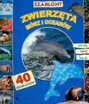Szablony Zwierzęta mórz i oceanów z 40 szablonami w sklepie internetowym Booknet.net.pl