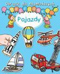 Naklejanki. Pojazdy. Obrazki dla najmłodszych w sklepie internetowym Booknet.net.pl