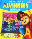 Alvinnn!!! I wiewiórki 8 Komiksy, gry, łamigłówki w sklepie internetowym Booknet.net.pl