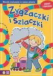 Zygzaczki i szlaczki. Zabawy i ćwiczenia. Żółty w sklepie internetowym Booknet.net.pl