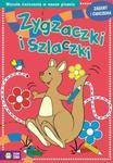 Zygzaczki i szlaczki Zabawy i ćwiczenia Czerwony w sklepie internetowym Booknet.net.pl