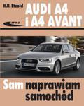 AUDI A4 i A4 AVANT (B8) modele 2007-2015 w sklepie internetowym Booknet.net.pl