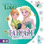 Tatuaże zabawy z wyobraźnią gorączka lodu w sklepie internetowym Booknet.net.pl