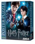 Wrebbit Poster Puzzle - Harry Potter - Harry Potter 500 w sklepie internetowym Booknet.net.pl