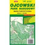 Ojcowski Park Narodowy mapa turystyczna 1:20 000 w sklepie internetowym Booknet.net.pl