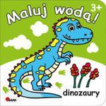 Maluj wodą dinozaury w sklepie internetowym Booknet.net.pl