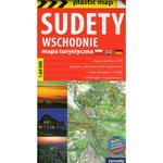 Mapa turystyczna. Sudety Wschodnie 1:60 000 foliowana w sklepie internetowym Booknet.net.pl