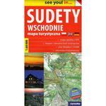 Mapa turystyczna. Sudety Wschodnie 1:60 000 w sklepie internetowym Booknet.net.pl