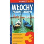 Włochy północne i środkowe 3w1 w sklepie internetowym Booknet.net.pl