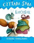 Czytam sam. Kopciuszek. Książka z naklejkami w sklepie internetowym Booknet.net.pl