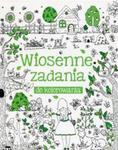 Wiosenne zadania do kolorowania w sklepie internetowym Booknet.net.pl