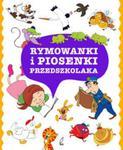 Rymowanki i piosenki przedszkolaka w sklepie internetowym Booknet.net.pl