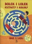 Bolek i Lolek Kształty i kolory w sklepie internetowym Booknet.net.pl