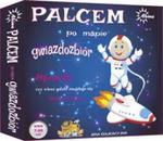 PALCEM PO MAPIE GWIAZDOZBIÓR w sklepie internetowym Booknet.net.pl