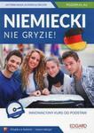 Niemiecki nie gryzie Innowacyjny kurs od podstaw + CD w sklepie internetowym Booknet.net.pl
