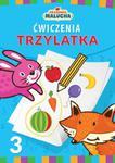 Akademia malucha. Ćwiczenia trzylatka w sklepie internetowym Booknet.net.pl