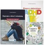 Praca z dzieckiem z ADHD + Depresja u dzieci i młodzieży + Kolorowanka w sklepie internetowym Booknet.net.pl