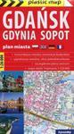 Gdańsk Gdynia Sopot 1:26 000 plan miasta w sklepie internetowym Booknet.net.pl