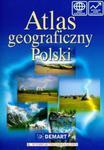 Atlas geograficzny Polski z mapami konturowymi w sklepie internetowym Booknet.net.pl