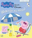 Peppa Pig. Wakacje na medal 45 w sklepie internetowym Booknet.net.pl