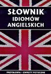 Słownik idiomów angielskich w sklepie internetowym Booknet.net.pl