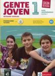 Gente Joven 1 Język hiszpański 7 Podręcznik z płytą CD w sklepie internetowym Booknet.net.pl