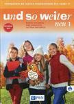 Und so weiter neu 1. Klasa 4, szkoła podstawowa. Podręcznik + CD. Język niemiecki w sklepie internetowym Booknet.net.pl