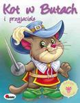 Kot w butach i przyjaciele w sklepie internetowym Booknet.net.pl