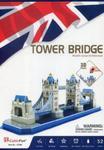 Puzzle 3D Tower Bridge w sklepie internetowym Booknet.net.pl