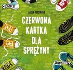 Czerwona kartka dla Sprężyny w sklepie internetowym Booknet.net.pl