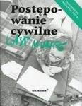 Last minute Postępowanie cywilne w sklepie internetowym Booknet.net.pl