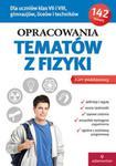 Opracowania tematów z fizyki Kurs podstawowy w sklepie internetowym Booknet.net.pl