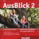 AusBlick 2 CD zum Kursbuch w sklepie internetowym Booknet.net.pl