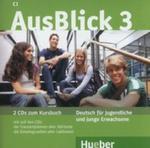AusBlick 3 CD zum Kursbuch w sklepie internetowym Booknet.net.pl