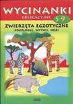 Zwierzęta egzotyczne pokoloruj wytnij sklej w sklepie internetowym Booknet.net.pl