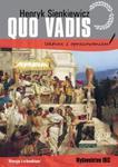 Quo vadis lektura z opracowaniem w sklepie internetowym Booknet.net.pl