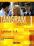 Tangram Aktuell 1 Kursbuch + Arbeitsbuch Lektion 1 - 4 w sklepie internetowym Booknet.net.pl